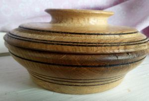 Изделия из дерева ручной работы Пиала под сладости  и сухофрукти