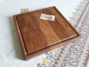Вироби з дерева ручної роботи Дошка для подачі та нарізки