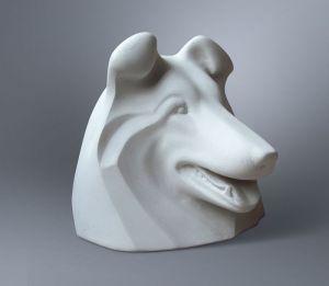 Скульптуры ручной работы Колли