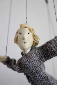 Куклы ручной работы Ангел Р