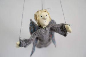 Куклы ручной работы Ангел А
