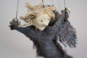 Куклы ручной работы Ангел О
