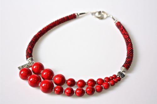 Ягодка (ожерелье) - изображение 1