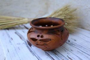 Керамика ручной работы Ваза