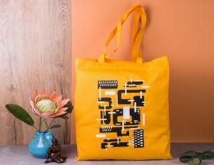 Еко сумка ручної роботи Шопер