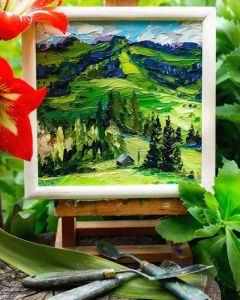 Картини маслом Дземброня