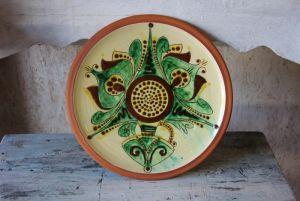 Кераміка ручної роботи Тарілка