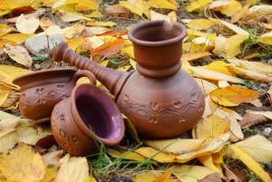 Кераміка ручної роботи Турка з чашками
