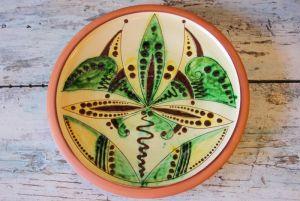 Керамика ручной работы Тарелка