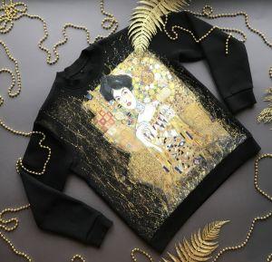 """Модний жіночий одяг Світшот """"Золота Адель"""""""