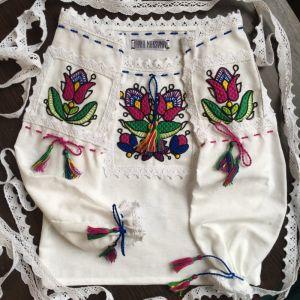 Детские вышиванки Вышиванка для девочки