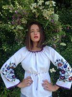 Ручная вышивка, авторская вышивка Буковина