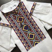 Вышивка ручной работы Гуцульская