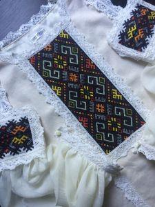 Платье Гуцульская низинка