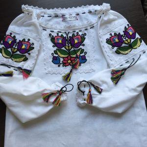 Блузы Улыбка