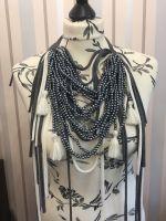 Ожерелье Бохо с кистями