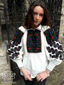Вишиті сорочки жіночі Розкішна