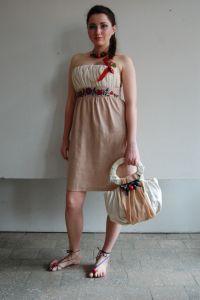 Женские вышиванки Мальва