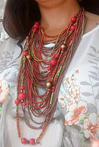 Радужное ожерелье