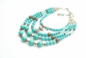 Ожерелье из бирюзы Роксолана