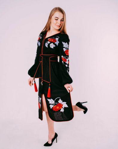 "Платье ""Калина"""