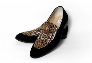 """Взуття ручної роботи Чоловічі лофери """"Ірина"""""""