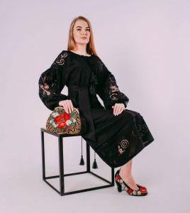"""Модная женская одежда Платье """"Ришелье"""""""