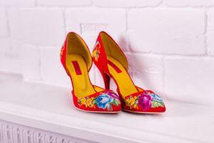 """Взуття ручної роботи Туфлі """"Мрія кожної жінки"""""""