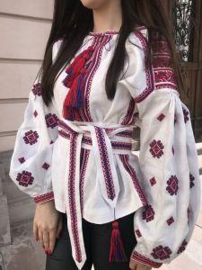 Вишиті жіночі сорочки ручної роботи Дизайнерська Лляна Вишиванка