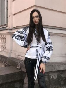 Вишиті жіночі сорочки ручної роботи Лляна Вишиванка