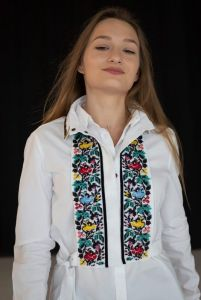 Мацигин Наталья Манишка - вышиванка