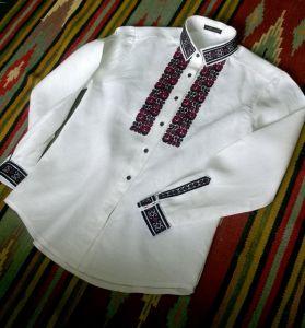 Мужские вышиванки Рубашка-вышиванка мужская
