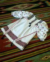 Платье вышиванка Дрогобыцкая 01