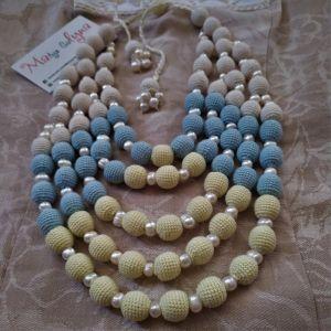 Намисто з перлами  Оріяна