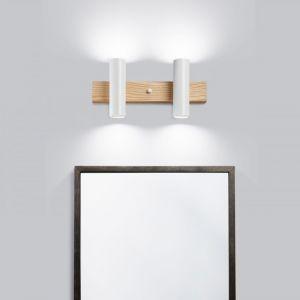 Декор для дома Настенный светильник для зеркала Urban20-2 белый