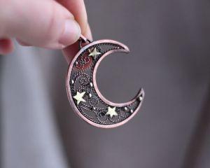 Мрига Ольга Кулон Місяць
