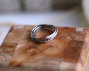 Кольца ручной работы Кольцо Тринити