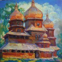 Церковь св.Юрия в Дрогобыче