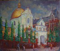 Церковь Петра и Павла в Дрогобыче