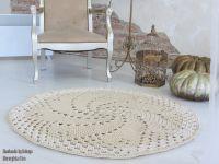 """Гачкований килим """"Аліна"""""""