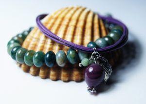 """Jewelry Браслети """"Затишна осінь"""""""