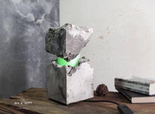 Настольный светильник RockAS09