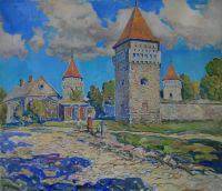 Крепость в Скалате