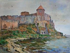 Нарисованные картины Белгород-Днестровский