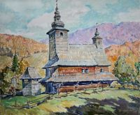 Церковь в Буковцево