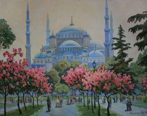 Мищенко Олег Голубая мечеть