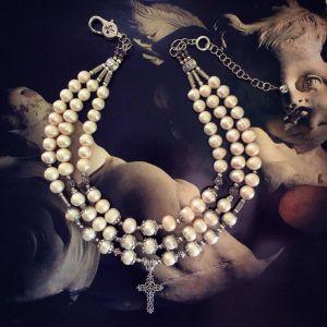"""Ожерелье """"Прикосновение ангела"""""""