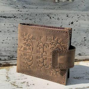 Кошельки ручной работы Бумажник мужской