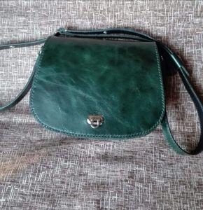 Женские сумки ручной работы Женская сумочка подковка
