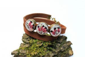 Crafters Подвійний браслет & чокер з вереском